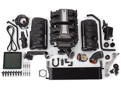 Edelbrock E-Force Stage 3 Professional Supercharger Kit w/ Tuner (11-14 GT)