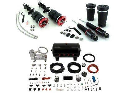 Air Lift Performance Complete Suspension Kit - Manual (05-14 All)
