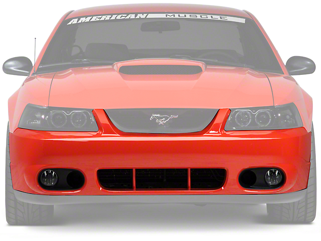 OPR Cobra Style Front Bumper Cover; Primed (99-04 All)