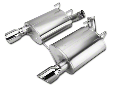 Corsa Sport Axle-Back Exhaust (11-12 GT500)