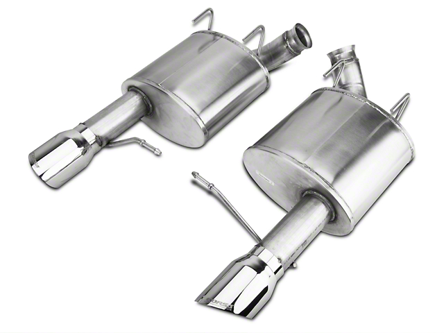 Corsa Sport Axle-Back Exhaust (11-14 GT; 12-13 BOSS 302)