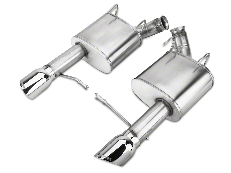 Corsa Xtreme Axle-Back Exhaust (11-14 GT; 12-13 BOSS 302)