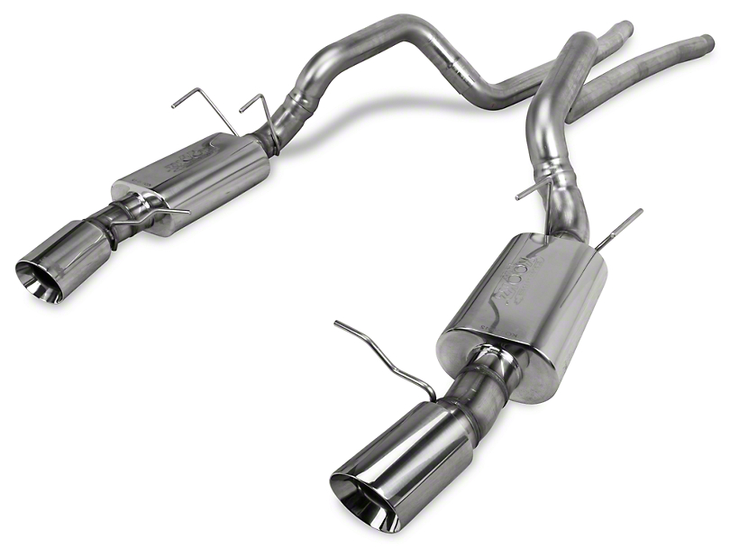Kooks Performance Cat-Back Exhaust (11-14 GT; 12-13 BOSS 302; 11-12 GT500)
