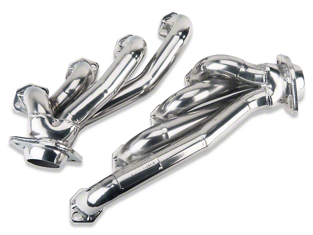 MAC 1-5/8 in. Ceramic Unequal Length Shorty Headers (79-93 5.0L)