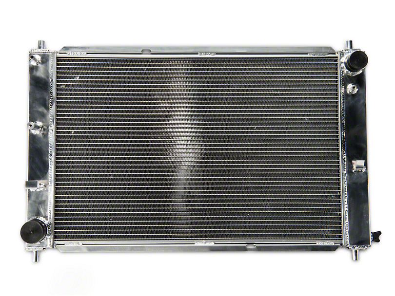 SR Performance Aluminum Radiator (97-04 GT; 97-98 Cobra; 03-04 Mach 1 w/ Manual Transmission)