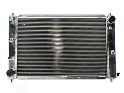 SR Performance Aluminum Radiator - Manual (97-04 GT; 97-98 Cobra; 03-04 Mach 1)