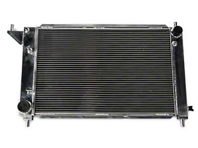 SR Performance Aluminum Radiator - Manual (96 4.6L)