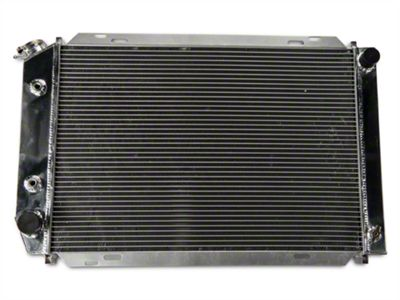 SR Performance Aluminum Radiator (79-93 5.0L w/ Automatic Transmission)