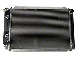 SR Performance Aluminum Radiator (79-93 5.0L w/ Automatic Transmission)