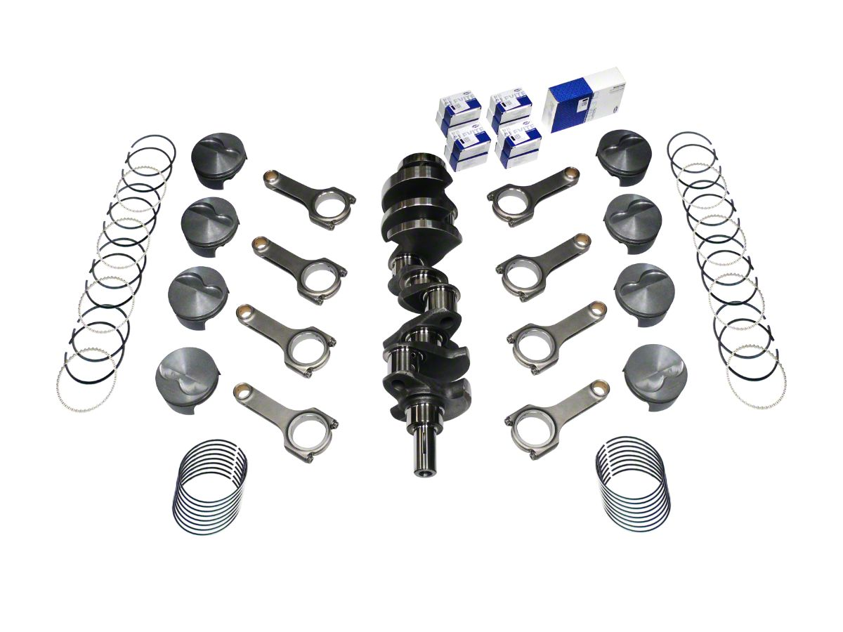 Scat Stroker 331 ci Forged Competition Rotating Assembly (79-95 5 0L)