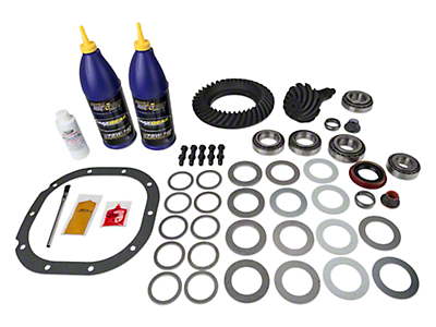 Ford Performance 3.73 Gears and Install Kit (10-14 V8; 11-14 V6)