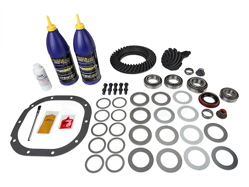 Ford Performance 4.10 Gears and Install Kit (10-14 V8; 11-14 V6)