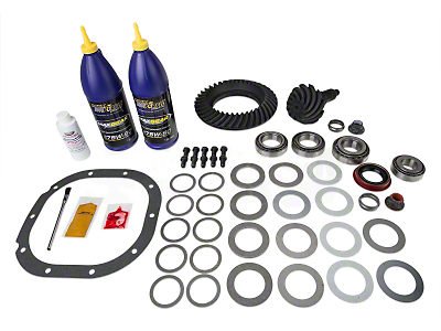 Ford Performance 3.55 Gears and Install Kit (86-09 V8)