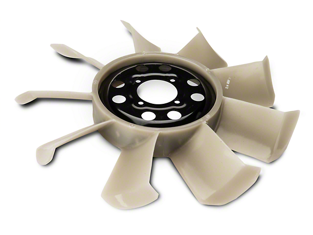 OPR Replacement Radiator Fan; 9 Blade (86-93 5.0L)
