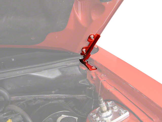OPR Hood Hinge - Left Side (94-04 All)