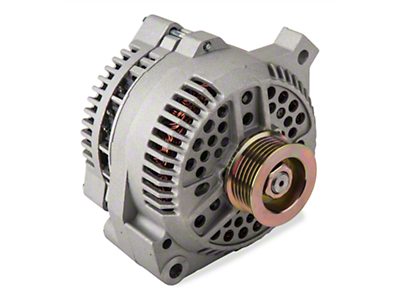 SR Performance Alternator - 130 Amp (87-93 5.0L; 94-95 GT; 94-00 V6)