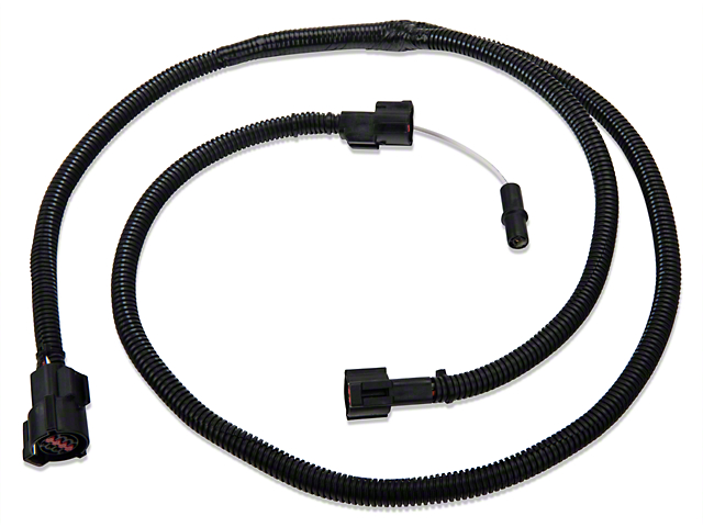 opr mustang o2 sensor wire harness 100617 (87-93 5 0l w/ manual  transmission)