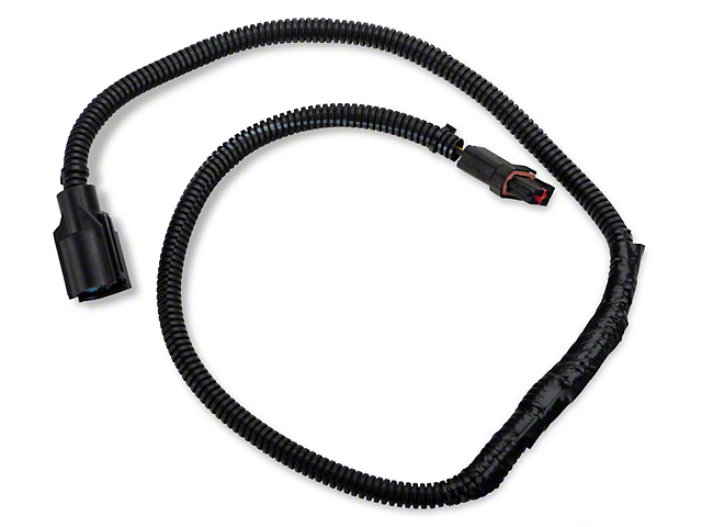 opr mustang a  c compressor wire harness 100623  87