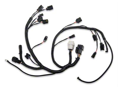 opr fuel injector wiring harness (87 93 5 0l) backwards fuel injector wiring 1994 ford mustang fuel injector wiring #10