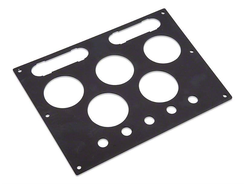 Alterum Radio Delete 5-Gauge Panel (05-09 All)
