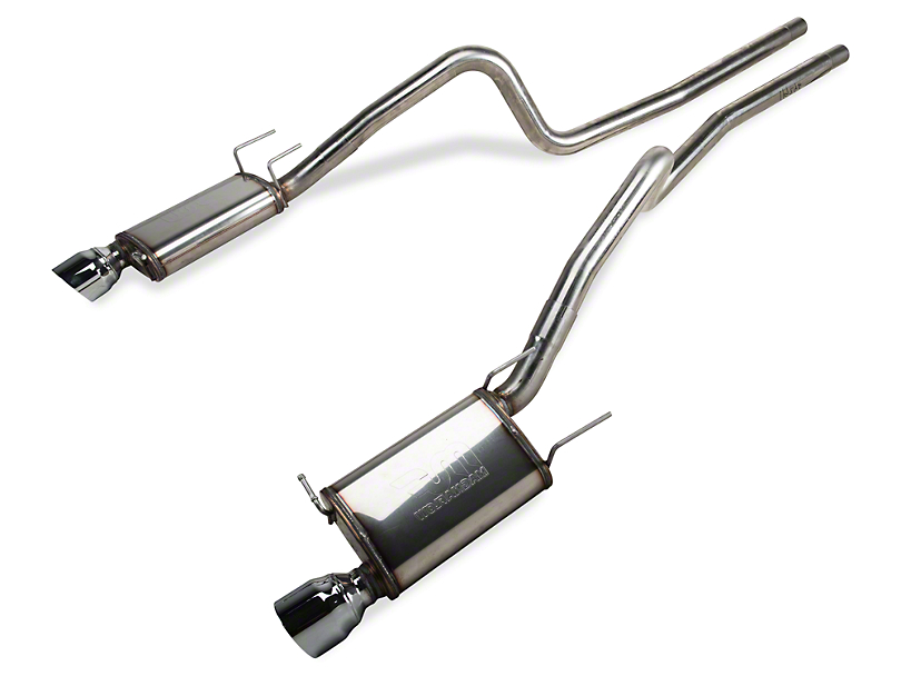 Magnaflow Street Series Cat-Back Exhaust w/ 4.5 in. Tips (13-14 V6)
