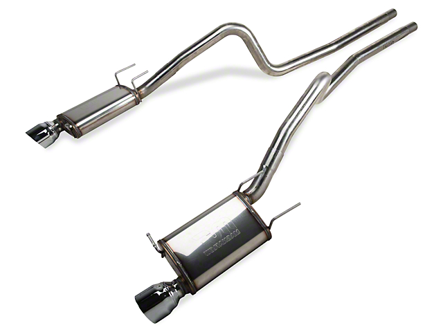 Magnaflow Street Series Cat-Back Exhaust with 4.50-Inch Tips (13-14 V6)
