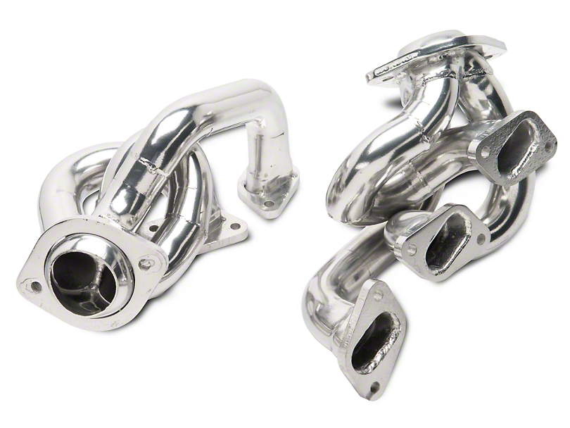 MAC 1-5/8 in. Ceramic Shorty Headers (11-14 V6)