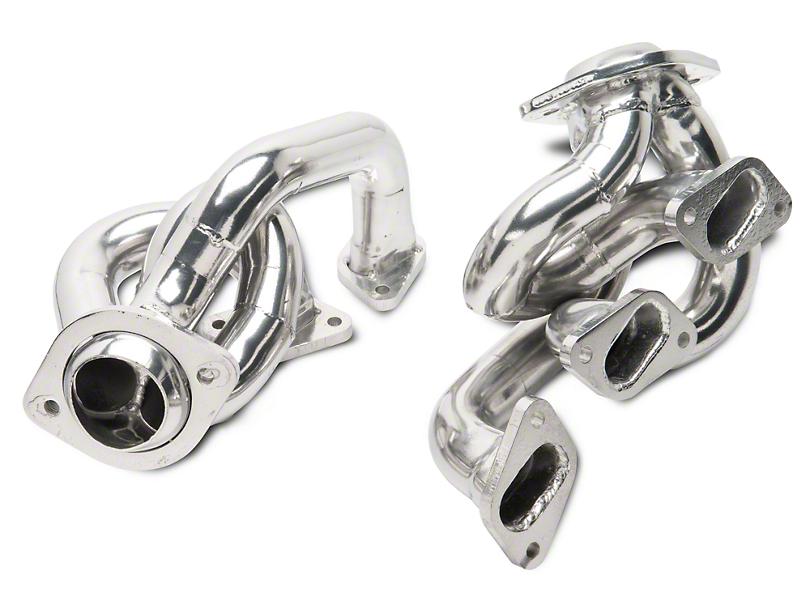 MAC 1-5/8 in. Ceramic Shorty Headers (11-14 V6)