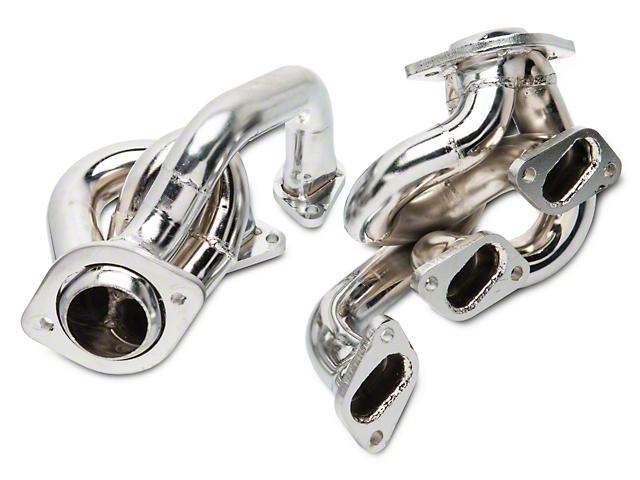 MAC 1-5/8 in. Chrome Shorty Headers (11-14 V6)