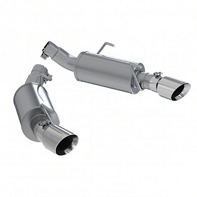 MBRP Pro-Series Axle-Back Exhaust (05-10 GT)