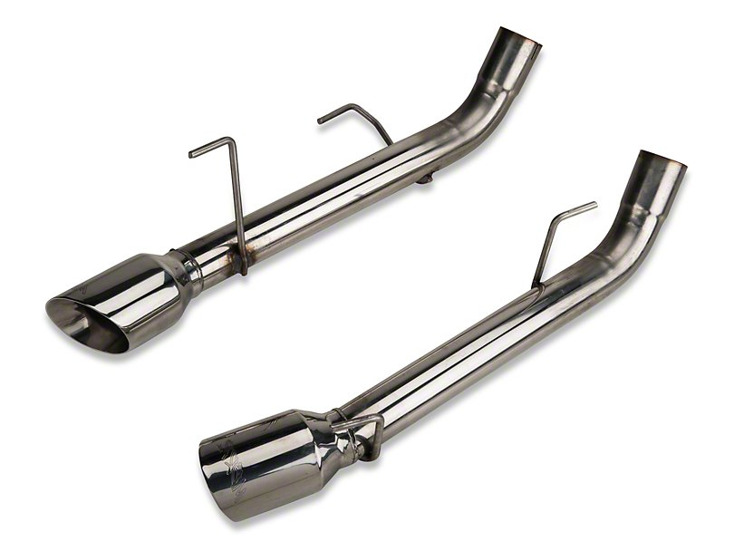 MBRP Pro Series Muffler Delete Axle Back Exhaust 05 10 GT