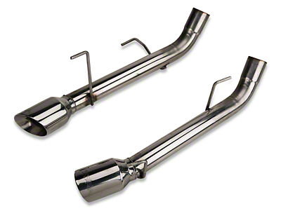 MBRP Pro-Series Muffler-Delete Axle-Back Exhaust (05-10 GT)