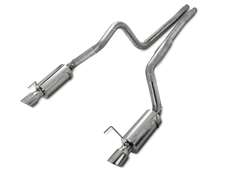 MBRP XP Series Cat-Back Exhaust - Street Version (05-09 GT; 07-10 GT500)