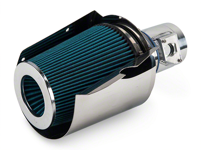MAC Straight Shot Mass Air Intake with 95mm MAF Housing (03-04 Cobra)