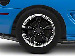 Add Bullitt Motorsport Black Wheel - 18x10 (94-04 All)