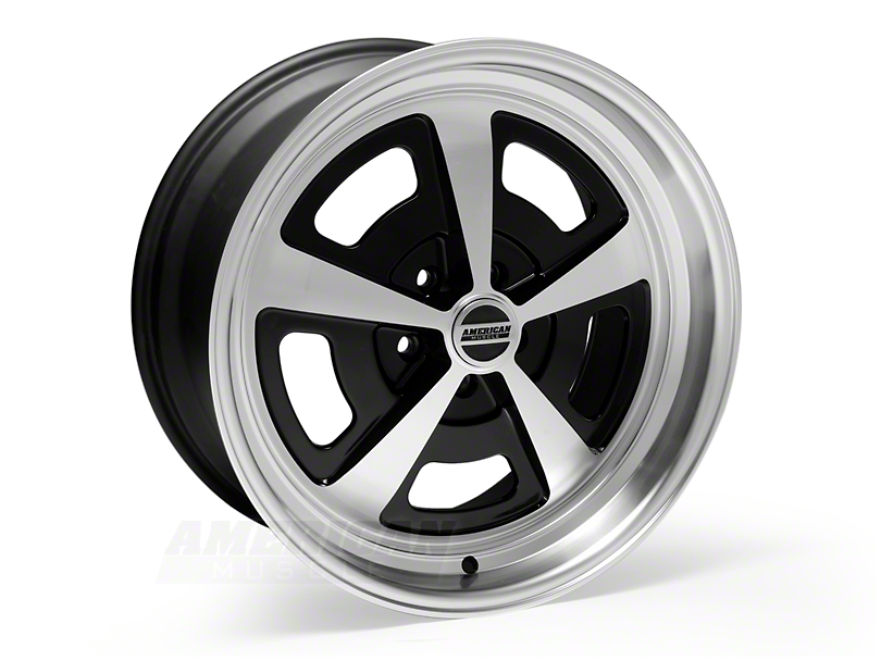 Black Magnum 500 Wheel - 20x10 (05-12 GT, V6)