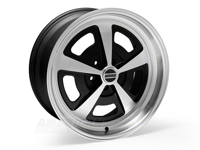 Black Magnum 500 Wheel; 20x10 (05-12 GT, V6)
