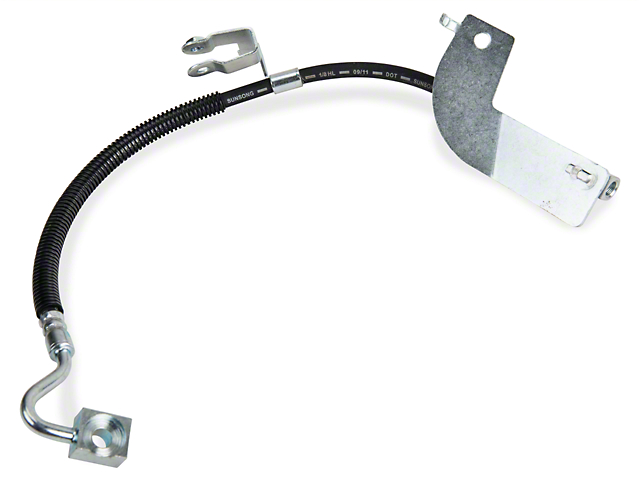 OPR Brake Hose; Rear Right (99-04 Cobra)