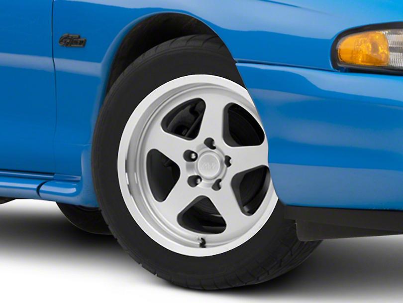 SC Style Silver Wheel - 17x9 (94-04 All)