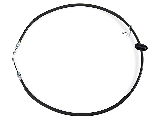 OPR Parking Brake Cable - Rear Right (99-04 All, Excluding Cobra)