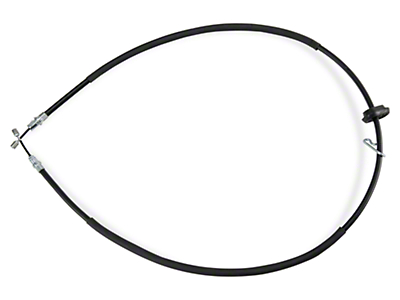OPR Parking Brake Cable - Rear Left (99-04 All, Excluding Cobra)
