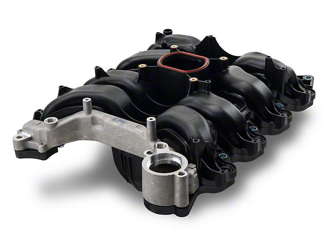 opr mustang replacement intake manifold w gasket set. Black Bedroom Furniture Sets. Home Design Ideas