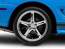 Add Deep Dish 1995 Cobra R Style Chrome Wheel - 18x10 (94-04 All)