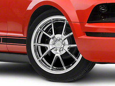 FR500 Style Chrome Wheel - 20x8.5 (05-14 All)