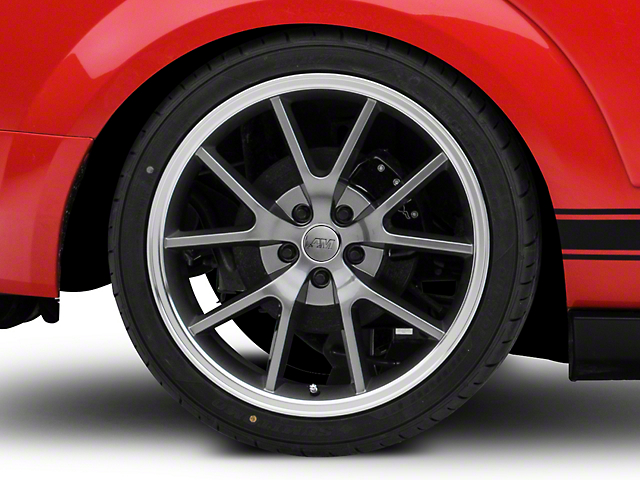 FR500 Style Anthracite Wheel - 20x8.5 (05-09 All)