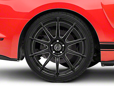 Forgestar CF10 Monoblock Piano Black Wheel - 20x11 (15-18 All)