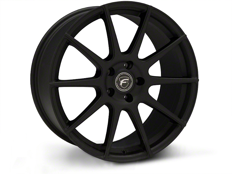 Forgestar CF10 Monoblock Textured Matte Black Wheel - 20x9 (05-14 All)