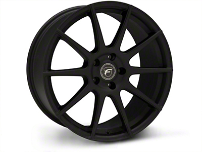 Forgestar CF10 Monoblock Textured Matte Black Wheel - 20x9 (15-18 All)