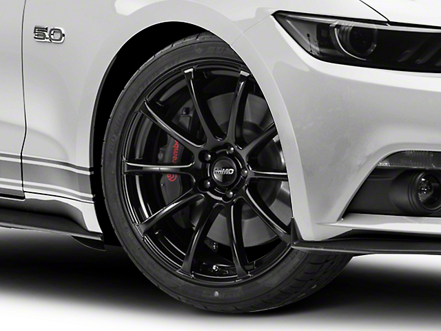 MMD Axim Black Wheel - 20x8.5 (15-19 GT, EcoBoost, V6)