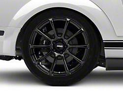 MMD Axim Black Wheel; Rear Only; 20x10 (05-09 All)